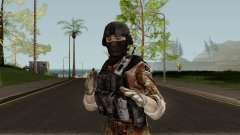 Pakistani Army Skin para GTA San Andreas