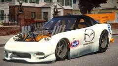 Mazda RX7 Dragster PJ