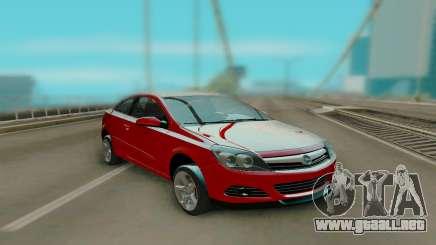Opel Astra Red para GTA San Andreas