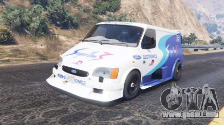 Ford Transit Supervan 3 2004 [add-on] para GTA 5