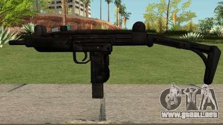 Mini Uzi para GTA San Andreas