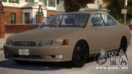 Toyota Mark II para GTA 4
