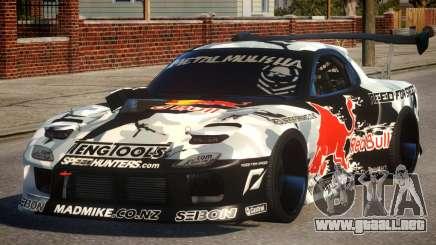 Mad Mike RX-7 PJ1 para GTA 4