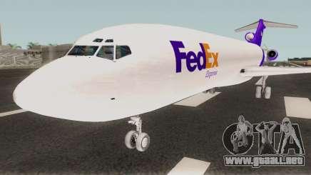 Boeing 727-200 FedEx para GTA San Andreas
