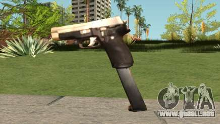 SIG Sauer P226 - With Extended Magazine para GTA San Andreas