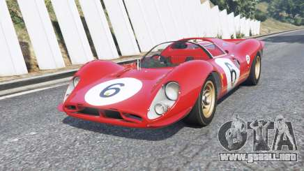 Ferrari 330 P4 1967 [add-on] para GTA 5