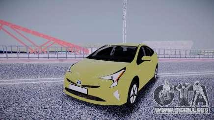 Toyota Prius Hatchback para GTA San Andreas