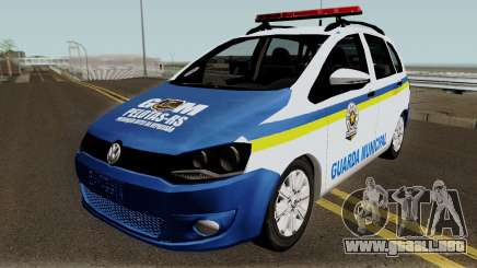 Volkswagen Spacefox Guarda Municipal para GTA San Andreas
