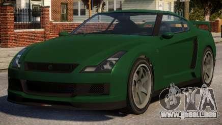 Annis Elegy RH8 para GTA 4