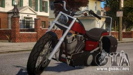 Western Tombstone para GTA 4