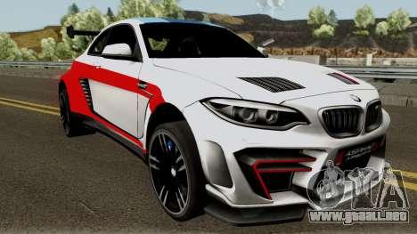 BMW M2 Special Edition From Asphalt 8: Airbone para visión interna GTA San Andreas