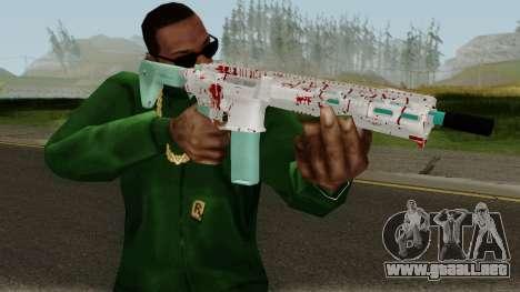 Carbine Mk.2 (Biohazard) GTA V para GTA San Andreas tercera pantalla