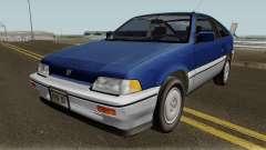 Honda CRX (84-87)