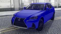 Lexus IS-F 2018 para GTA San Andreas