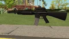 M16A4 CQC para GTA San Andreas