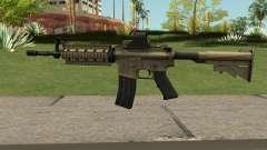 M4A1 TAN para GTA San Andreas