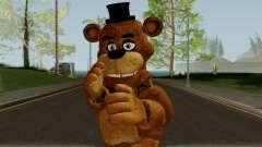 FNaF Freddy para GTA San Andreas