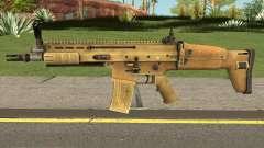 Contagion SCAR para GTA San Andreas