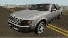Lincoln Town Car (SA Style) V1 para GTA San Andreas
