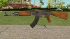 New AK47 HQ para GTA San Andreas