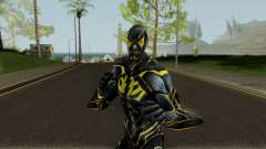 Black Racer (Flash God) From DC Unchained para GTA San Andreas