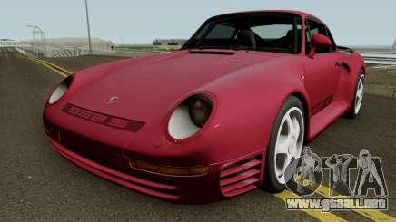 Porsche 959 Sport 1988 para GTA San Andreas