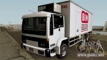 Bim Kamyon Modu (New DFT30 Mod) para GTA San Andreas