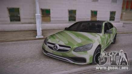 Mercedes-Benz E63 W212 SAMG para GTA San Andreas