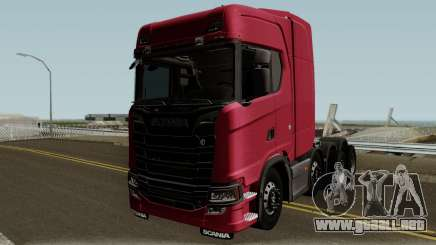 Scania Next Generation S730 V8 para GTA San Andreas
