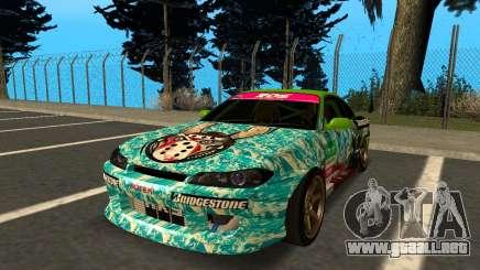 Nissan Silvia S15 Original para GTA San Andreas