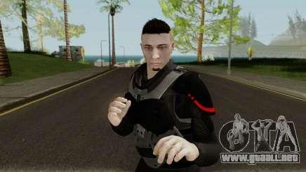 Skin GTA V Online 6 para GTA San Andreas