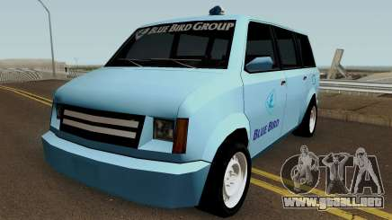 Moonbeam Taxi para GTA San Andreas