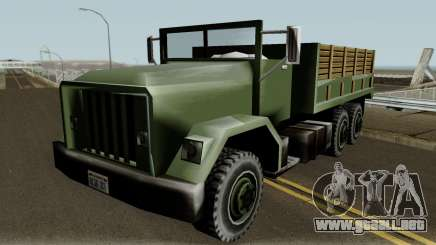 New Barracks IVF para GTA San Andreas