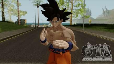 DBXV2 Goku and MUI para GTA San Andreas