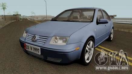 Volkswagen Bora V6 Racing Gaming TR para GTA San Andreas