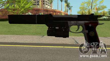 Albert-01R Fixed para GTA San Andreas