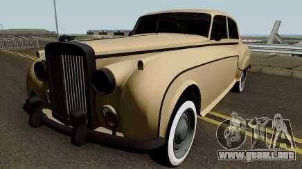 Enus Stafford GTA V para GTA San Andreas