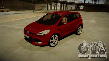 Ford Kuga 2013 para GTA San Andreas