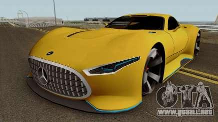 Mercedes Benz AMG Vision GT para GTA San Andreas