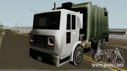 New Trashmaster IVF para GTA San Andreas