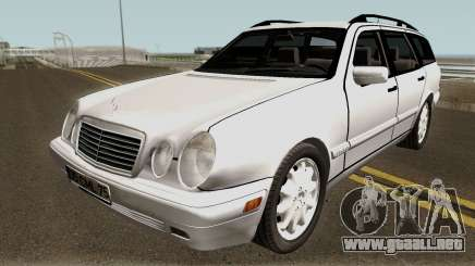 Mercedes-Benz W210 E320 Station Wagon TR para GTA San Andreas