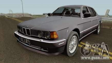 BMW 735IL Racing Gaming para GTA San Andreas