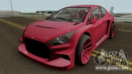 Vapid Flash GT GTA V IVF para GTA San Andreas