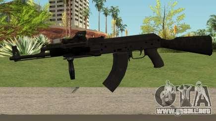 AK47-A1 GTA 5 para GTA San Andreas