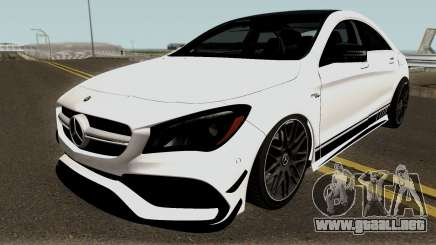 Mercedes-Benz CLA 45 AMG HQ para GTA San Andreas