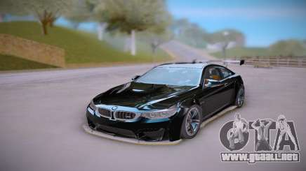 BMW M4 Coupe Sport para GTA San Andreas
