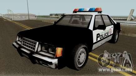 New Police VCPD para GTA San Andreas