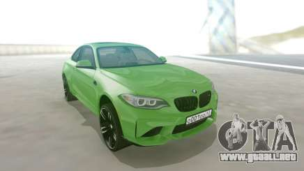 BMW M2 Stock para GTA San Andreas