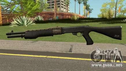 COD: MW2 SPAS-12 para GTA San Andreas