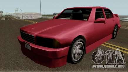 New Vincent para GTA San Andreas